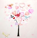 """Love Tree"" - J. Austin Ryan - art & illustration by Marnie V."