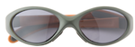 Owen in olive, blue and black.  For 2-4 year olds.  100% UV protection / flexible bendable temple hinges.