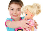 Purchase Dolly and Me sampler packs with child size and doll sized images!