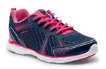 Flex - Astara Lace Up Navy