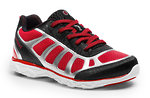 Flex - Scout Lace Up Red