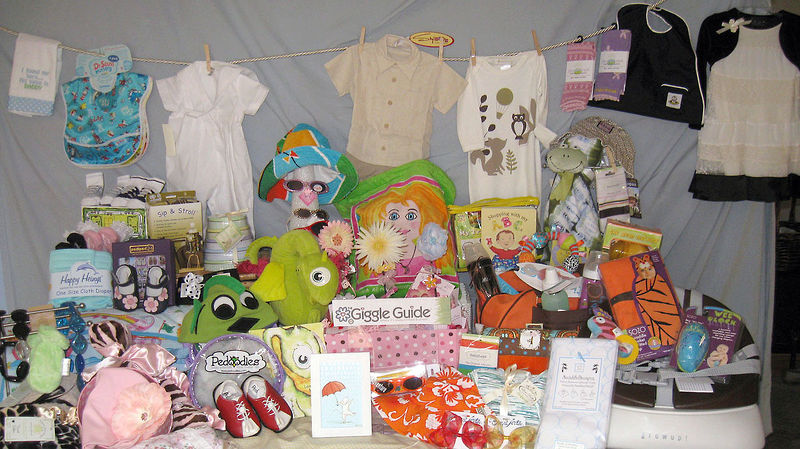 All this can be a lucky retailer's at KidShow!