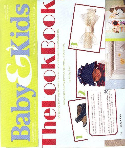 No Slippy Hair Clippy®, Baby & Kids Magazine
