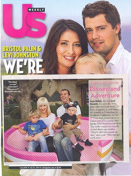 BabyLegs®, US Weekly (07/26/10)