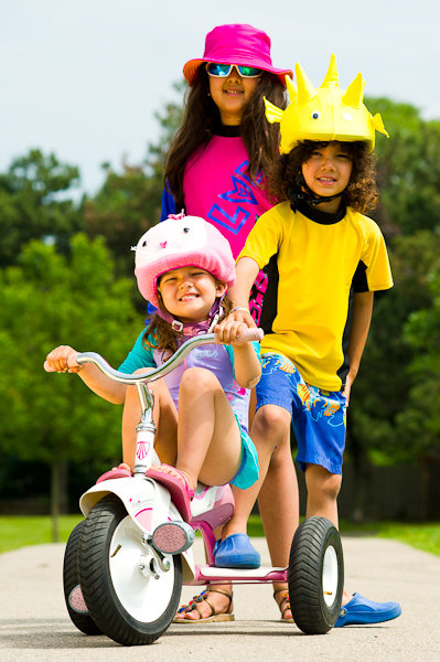 Seasons UV, Real Kids Shades, Tail-Wag Helmet Covers