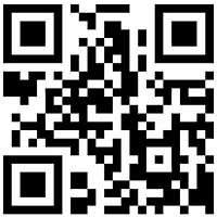 Register a QR code to direct customers to your website or facebook page!