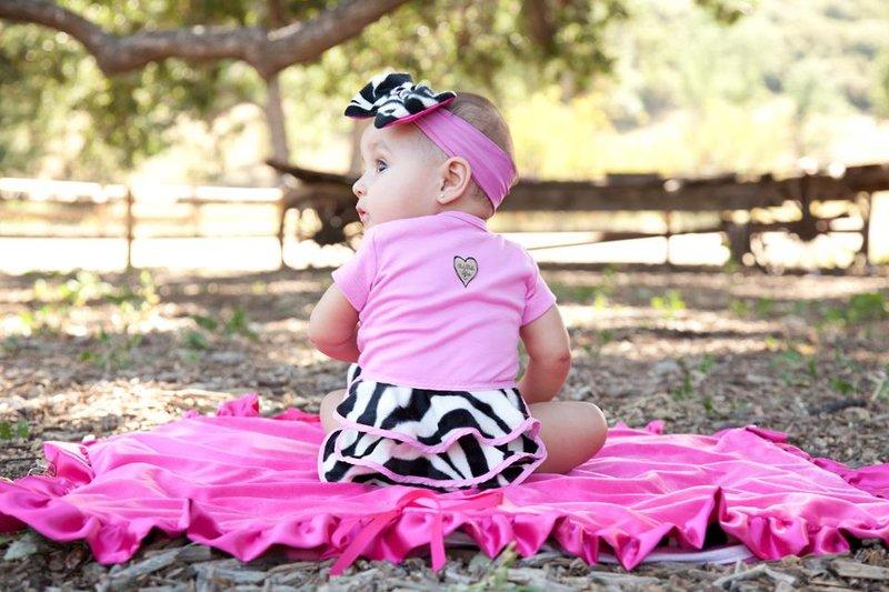 Baby Bella Maya Headbands with Designer Bow