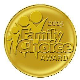 Family Choice Awards 2015
