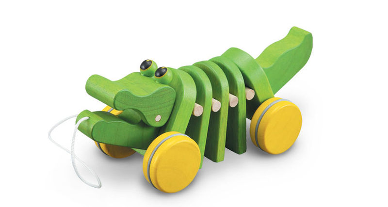"""Dancing Aligator"" from PlanToys®"