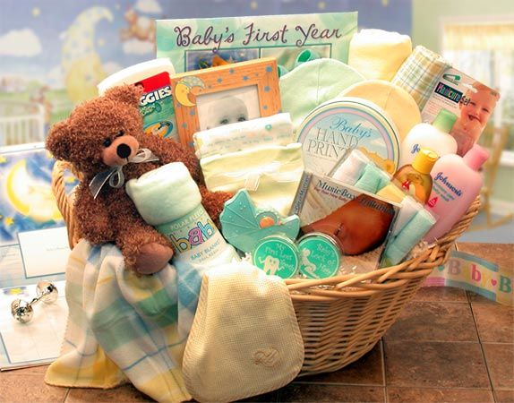 Baby Gift Baskets include all that you need for your new bundle