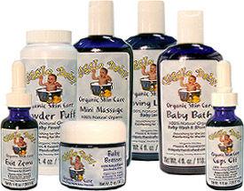Giggle Baby® Organic Skin Care