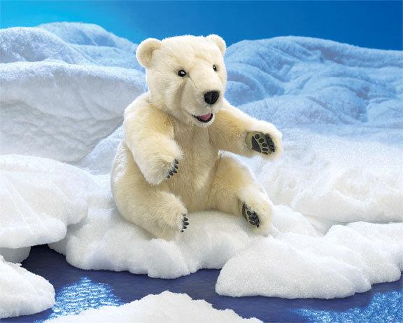 Folkmanis - Polar Bear