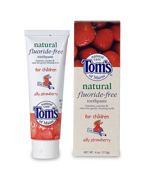 Tom's of Maine Natural Children's Toothpaste