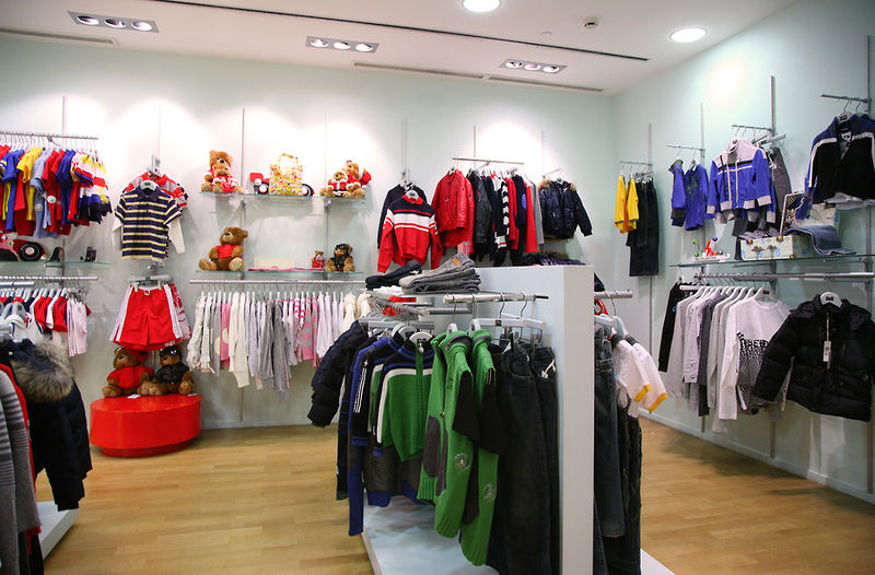 Giggle clothing store