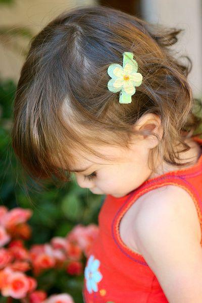 Flower Clip Alexis Bela