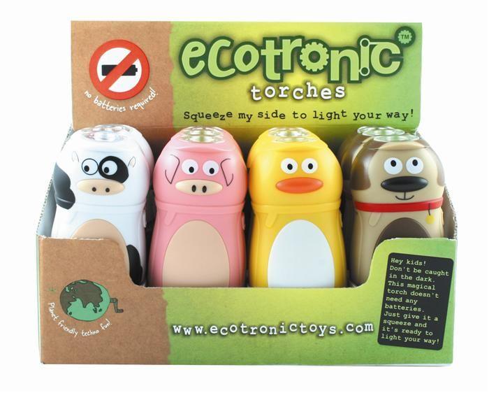 International Playthings - Ecotronic Flashlights