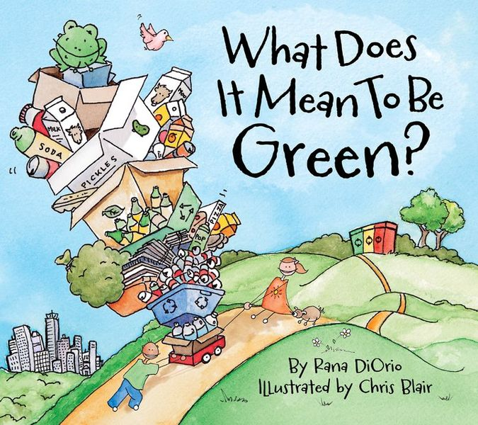 What Does It Mean To Be Green? | The Giggle Guide® - The ...