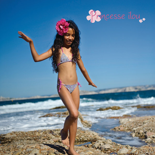 Princesse Ilou And Prince Ange Give Swimwear The Royal