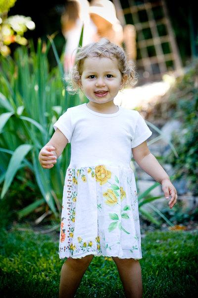 Hankie Babies - Flossie