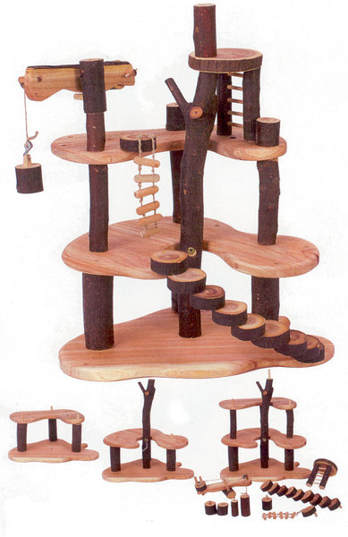 Creative Wooden Toys 64
