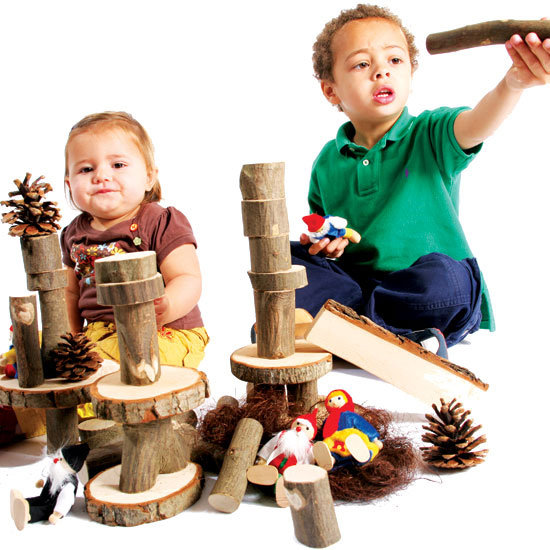 Tree Blocks Branch Out For Creative Wooden Toys The