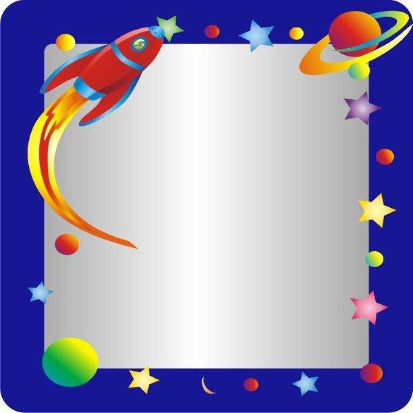 Astronaut Mirror