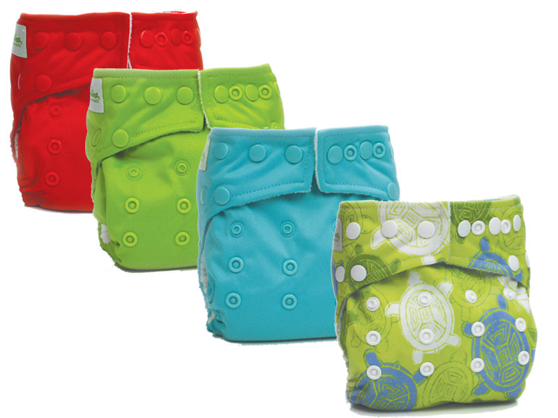 New Diapers and Covers