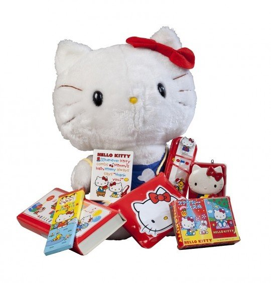 First Hello Kitty Collection in the USA - Sanrio