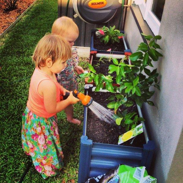 Grow New Business With A Kids' Gardening Center