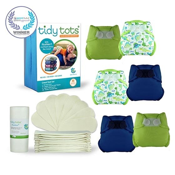 Tidy Tots Diapers