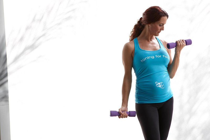 d7aa992a49 For Two Fitness Supports Pregnancy in Style