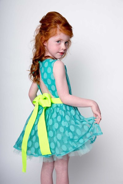 Who's Little? Girls' Dress Line Launches for Spring/Summer '15 ...