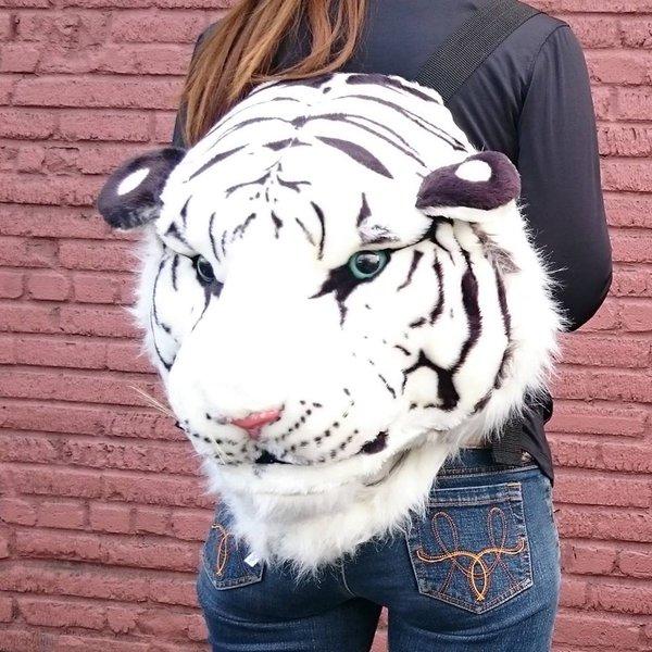 Animal Head Backpacks