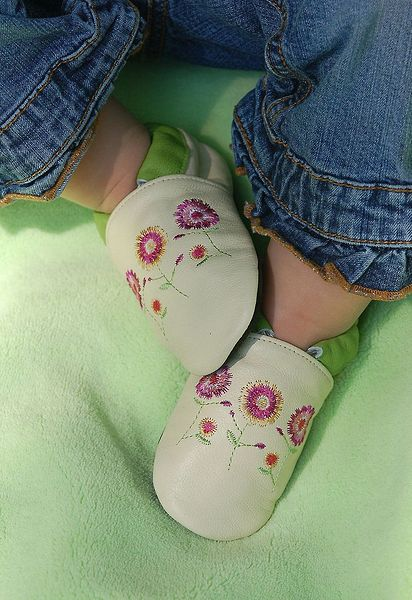 Bibi & Mimi Flowers Shoes