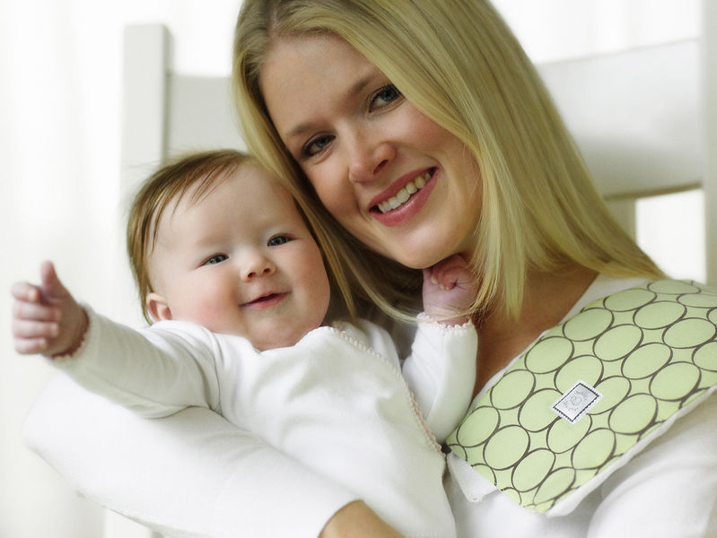 New Parents love SwaddleDesigns!