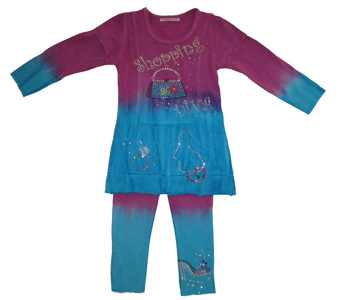 Shopping Diva Front Pocket Dress