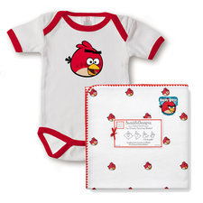 Angry Birds by SwaddleDesigns