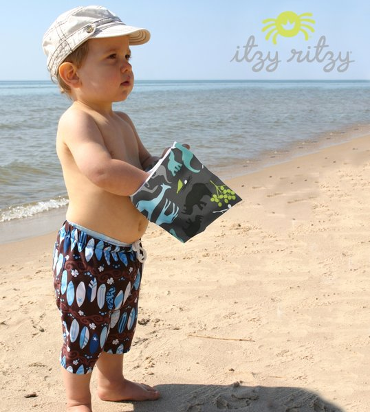 Snack Happened™ Reusable & Washable Snack Bag - FDA approved & BPA Free! Unlike the others!