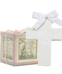 Christening Blocks and Crosses
