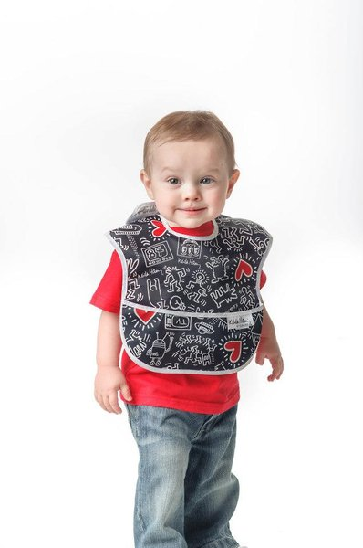 Our Keith Haring licensed products make your baby the hippest on the block!