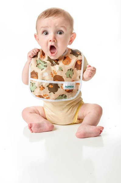 Our soft and waterproof bib and trim is Lead free, PVC free, BPA free, Phthalates free, and Vinyl free