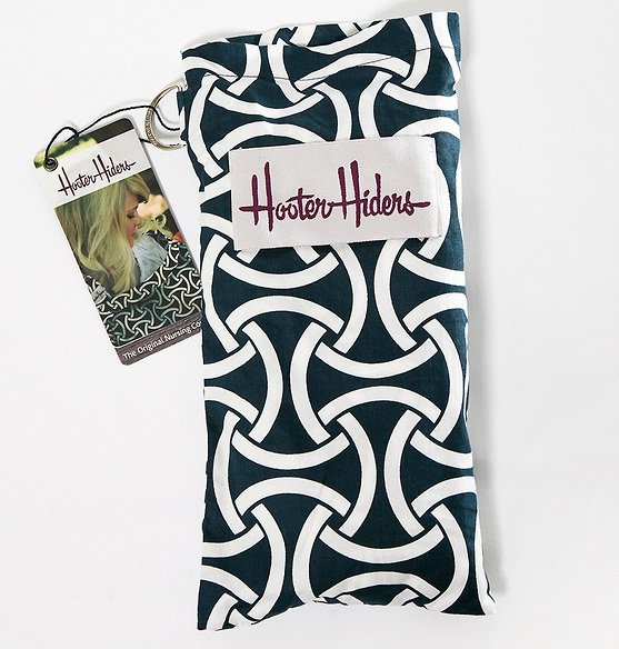 Hooter Hiders by Bebe au Lait Nursing Cover (in package) - Camden Lock
