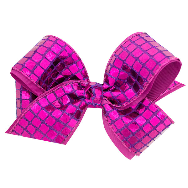 "Wee Ones' disco blitz bow will have your customers saying ""WOW!"""