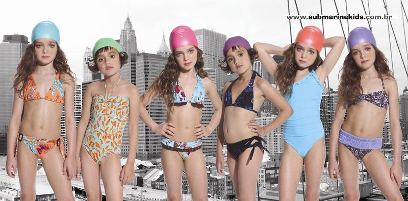 Randee Arneson Showroom: News for Submarine Swimwear and Mimi and