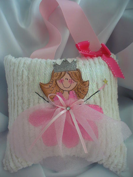 Bubbles & Co.- Tooth Fairy Pillow - The Treehouse Showroom