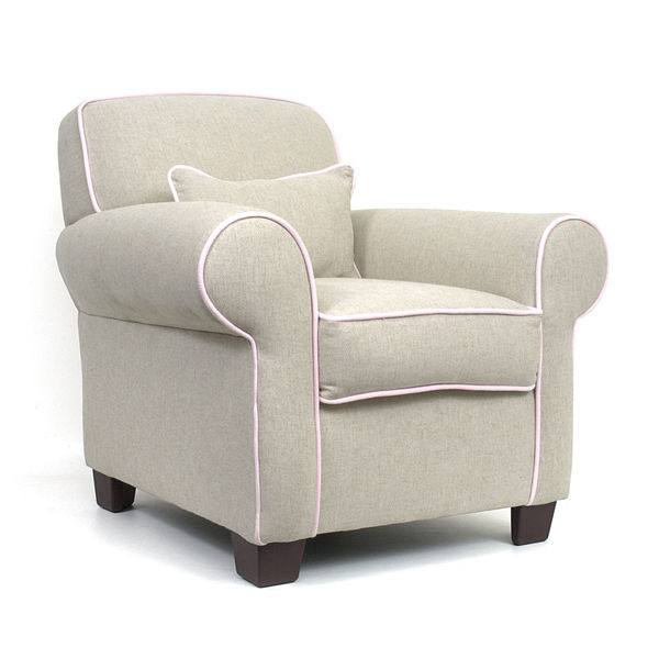 Hierloom Toddler Chair with Personalizable Pillow