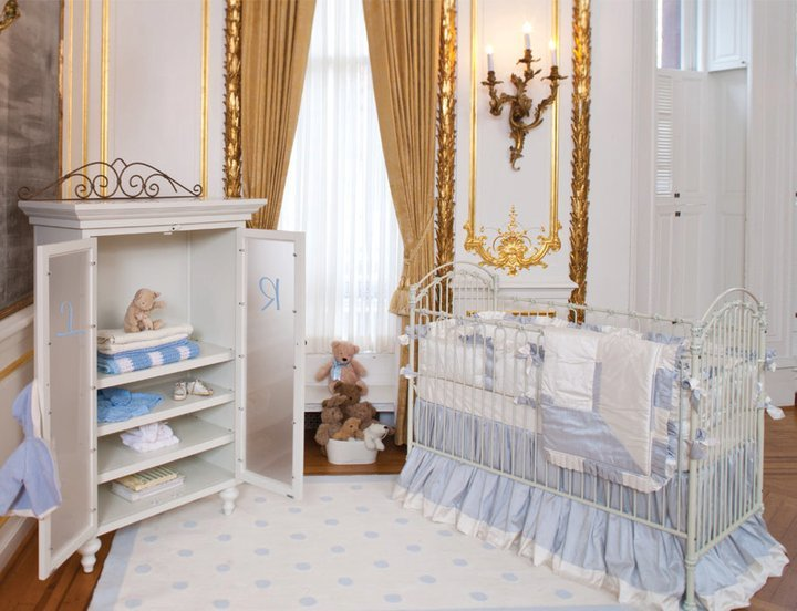 Stunning Color And Details In Bratt Decor S New French