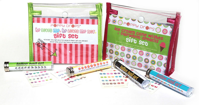 Poppy drops launches tattoo nail art the giggle guide product contact prinsesfo Gallery