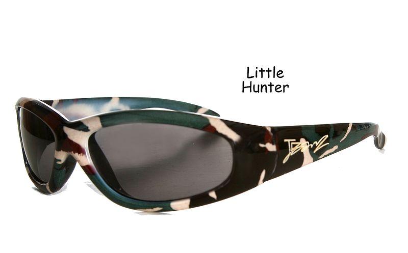 JBanZ for Boys age 4-10 - polarized polycarboinate sunglasses