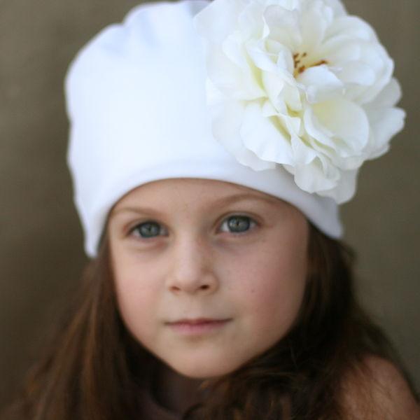 Эксклюзивные детские шапочки крючком